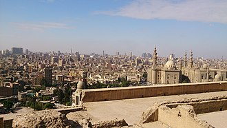 Old Cairo - View of Old Cairo