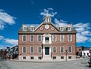 Old Colony House Newport Rhode Island