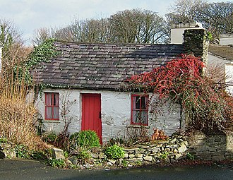 Onchan - Molly Carooin's Cottage