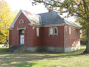 Middleburg Heights, Ohio - Old District 10 Schoolhouse