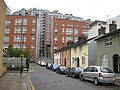 Old houses in St. Lawrence street - panoramio.jpg