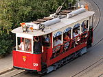 Old tram at Barcelona pic09.JPG