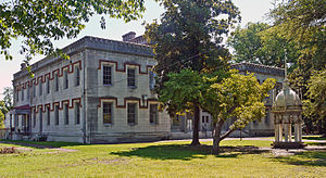 National Register of Historic Places listings in Richmond County, Georgia - Image: Oldacademyof Richmond Country