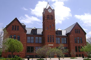 University of Central Oklahoma - Old North in 2008