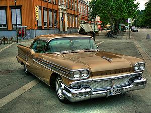 1958 Oldsmobile Super Eighty-Eight