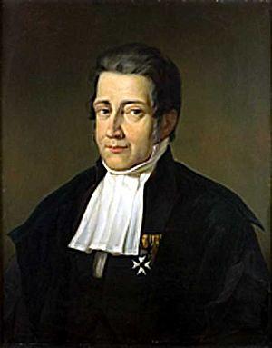 Johan Frederik van Oordt - Johan Frederik van Oordt (1835)