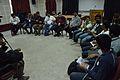 Open Discussion - Collaboration among Indic Language Communities - Bengali Wikipedia 10th Anniversary Celebration - Jadavpur University - Kolkata 2015-01-10 3130.JPG