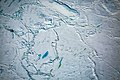 Operation IceBridge View of Larsen C (26376300088).jpg
