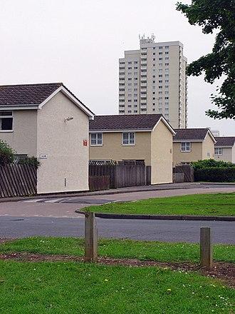 Orchard Park Estate - Image: Orchard Park Estate