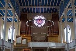 Orgel des Lorenzkirche St. Georgen (2017).jpg