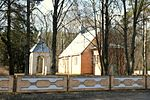 Orthodox Church of the Transfiguration, town Haradzeya, Nesvizh District, Minsk Region, Belarus.JPG