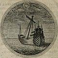 Ortus Castoris ratibus propitius, Ratisbonæ è specula pieria Collegii Societatis Jesu in reverendissimo ac serenissimo principe, ac domino Joanne Theodoro tubo historico-poëtico observatvs, quando (14747523804).jpg