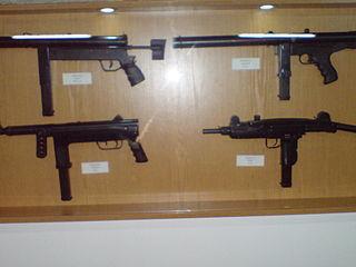 Zagi M-91 Type of Submachine gun