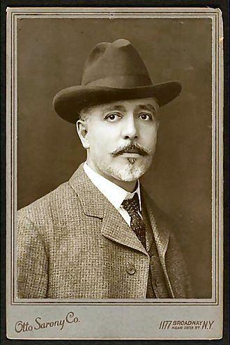 Otis Skinner - Cabinet Card circa 1900–1910 NYPL Digital Gallery
