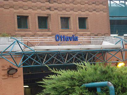 Come arrivare a Stazione Ottavia con i mezzi pubblici - Informazioni sul luogo