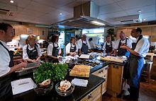 Escuela De Cocina En Oxford