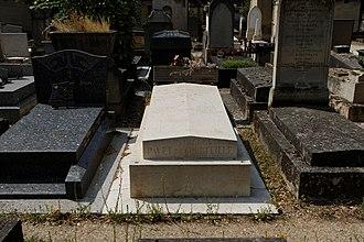 Abel Pavet de Courteille - Grave at Père Lachaise Cemetery.