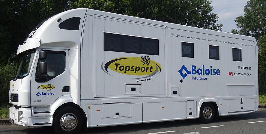 Péronnes-lez-Antoing (Antoing) - Tour de Wallonie, étape 2, 27 juillet 2014, départ (B24).JPG