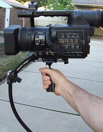 P2 (storage media) - AG-HVX200 handheld