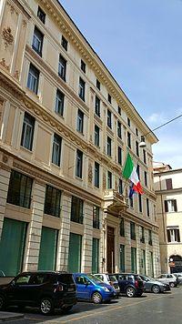 Dipartimento per lo sviluppo delle economie territoriali e delle aree urbane - Logo