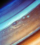 PIA01957 Photograph of Saturn Constructed in False Color.jpg