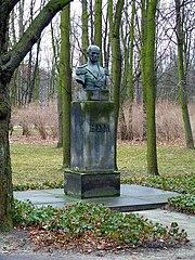 Popiersie Józefa Bema w Warszawie
