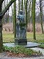 POL Warsaw bem monument Łazienki.jpg