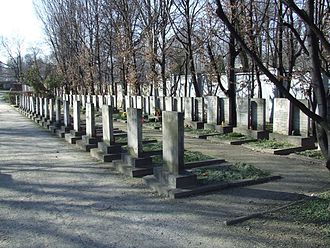 Warsaw Insurgents Cemetery - Image: POL Warsaw cm powst wwy 1