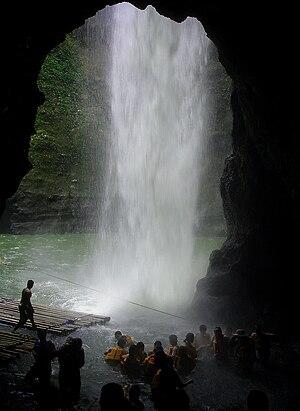 Pagsanjan - Pagsanjan Falls.