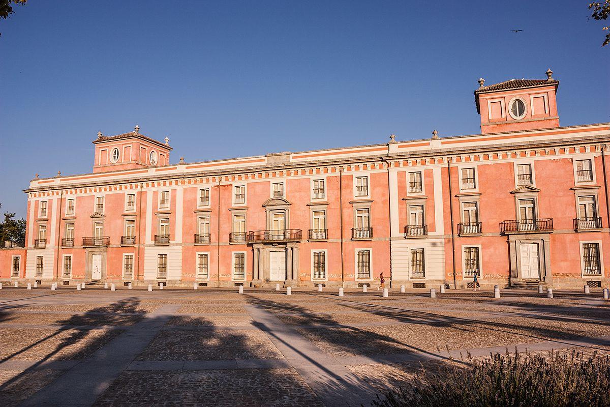 Palace of infante don luis boadilla del monte wikipedia - Residencia boadilla del monte ...