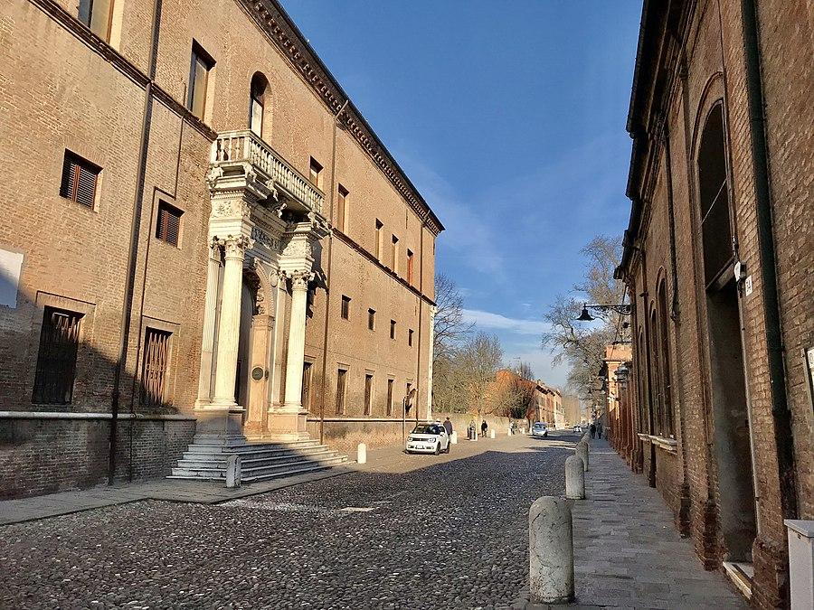 Palazzo Prosperi-Sacrati