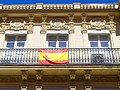 Palencia - Calle Becerro Bengoa nº 5 (fachada en Calle Mayor) 03.jpg