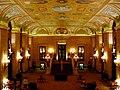 Palmer House, Chicago interior.jpg