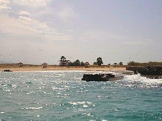 Palm Islands Nature Reserve - Image: Palms Islands