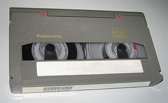 D-3 (video) - A D-3 videocassette
