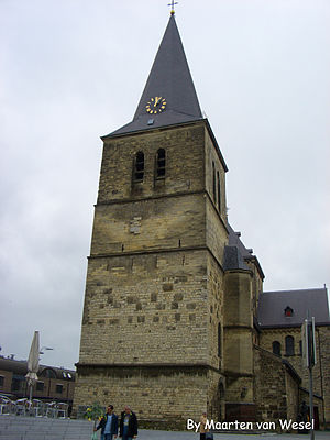 Pancratiuskerk - Bell Tower of the Pancratiuskerk