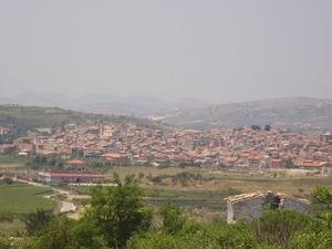Castrofilippo - Image: Panorama