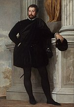 Paolo Veronese (Paolo Caliari) (Italian - Portrait of a Man - Google Art Project.jpg