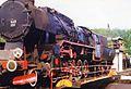 Parade of steam locomotives in Wolsztyn (1994r (3) Ty3 123.jpg