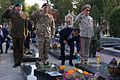Paratroopers participate in wreath-laying ceremony during Ukrainian Independence Day 150824-A-DU810-037.jpg