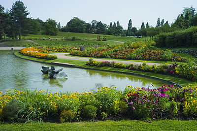 Parco floreale di Parigi