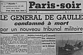 Paris-soir - général de Gaulle condamné à mort.jpg