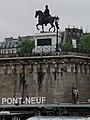 Paris.- statue équestre d'Henri IV bis.jpg