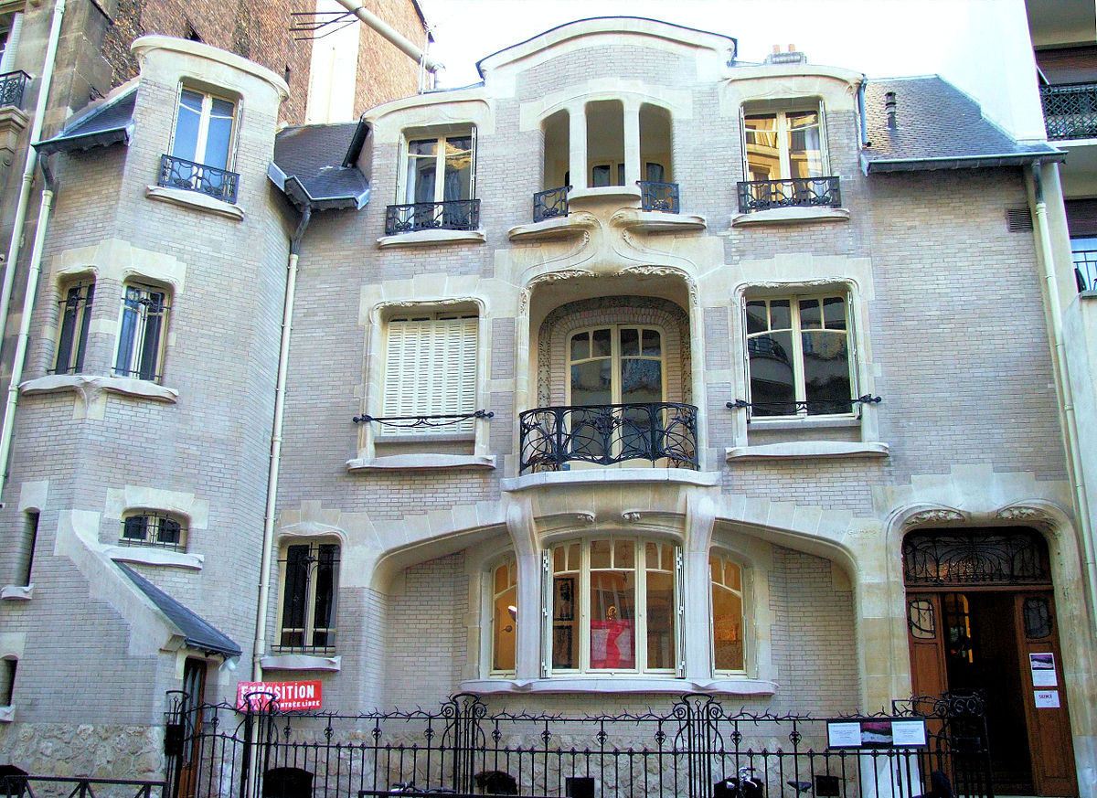 H tel mezzara wikip dia for Hotel particulier paris 16