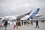 Paris Air Show 2017 Airbus A380plus left side.jpg