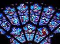 Paris Cathédrale Notre-Dame Innen Westliche Rosette 8.jpg