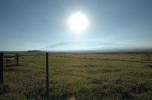 Parker Ranch - Parker Ranch grazing lands.