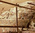 Part of ceiling frescos (1977) - panoramio.jpg