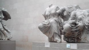 File:Parthenon-marbles-east-pediment.ogv