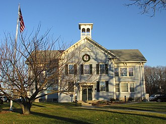 Acushnet Center, Massachusetts - Parting of the Ways Building